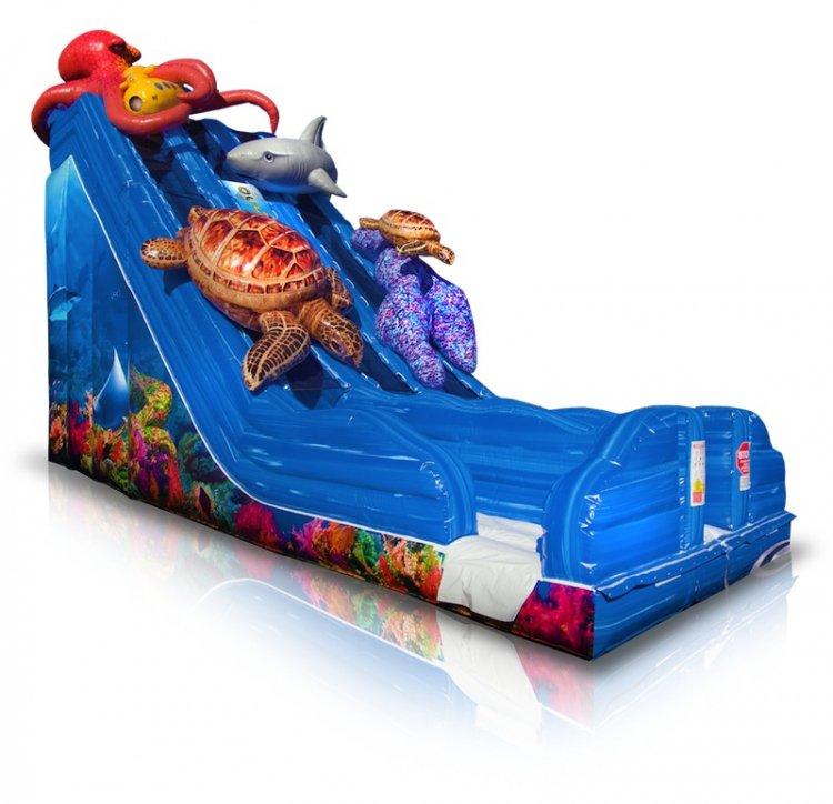 Ocean Quest Slide