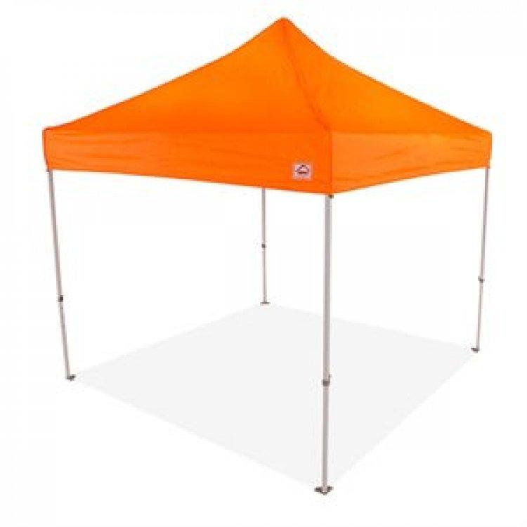 10X10 ORANGE 12860570 big Tent 10' x 10' - Orange