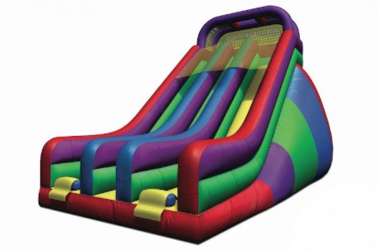 Giant Wacky Dual Slide
