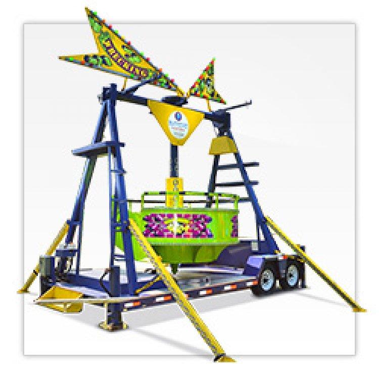 Wrecking Ball Ride (Mechanical)