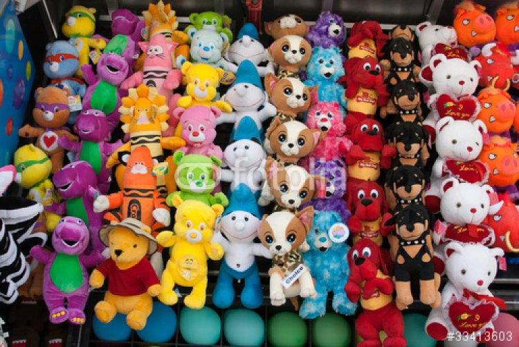 Plush Prize Package
