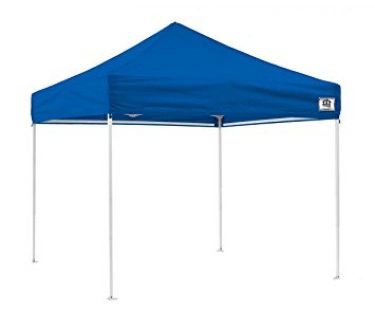 71v8tF4yiEL. SX355 982121294 big Tent 10' x 10' - Blue
