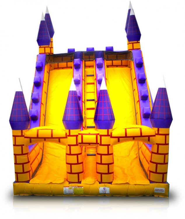 Castle Slide - Large