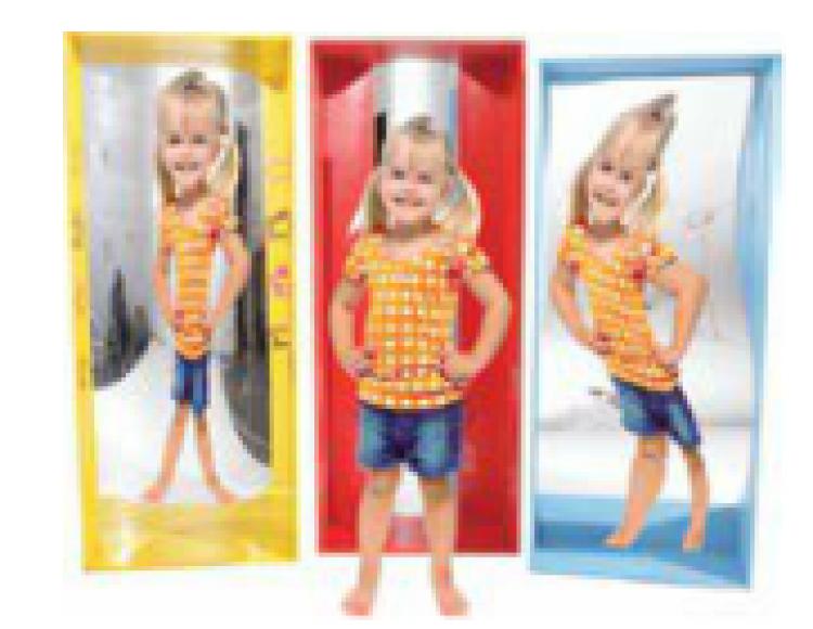 9532cc23ffda72cf9b9ef1d7a762f5ea Funny Mirror - Single Mirror