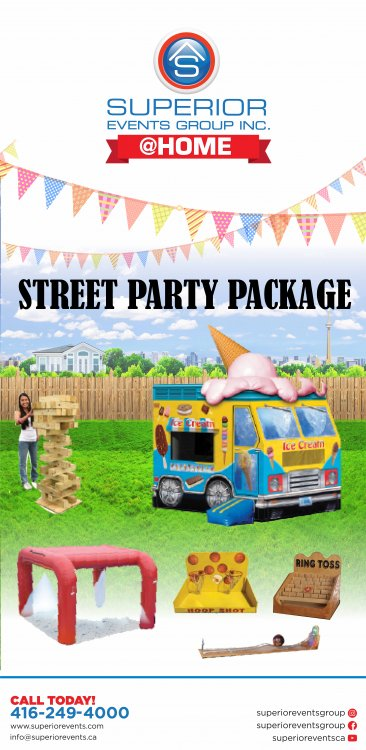 Street Party Package