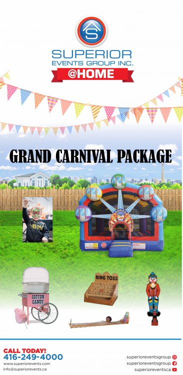 Grand Carnival Package