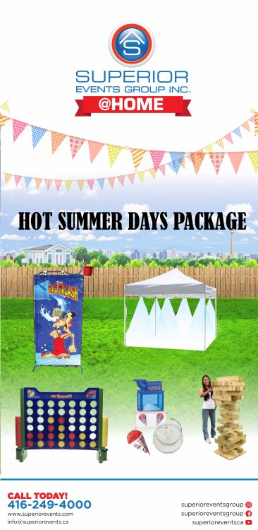 Hot Summer Days Package