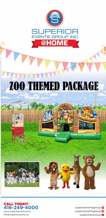 Zoo Themed Package
