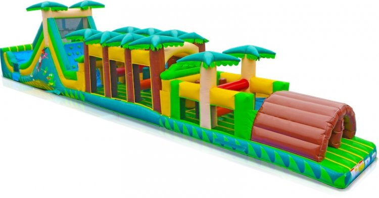 Tropical Obstacle