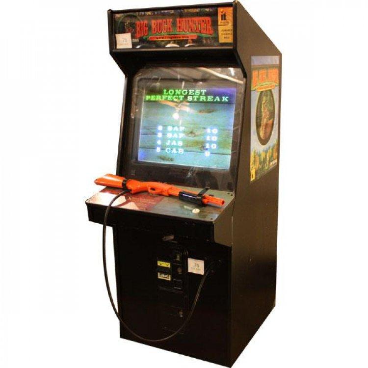 arcade game big buck hunter3 446992127 big Big Buck Hunter