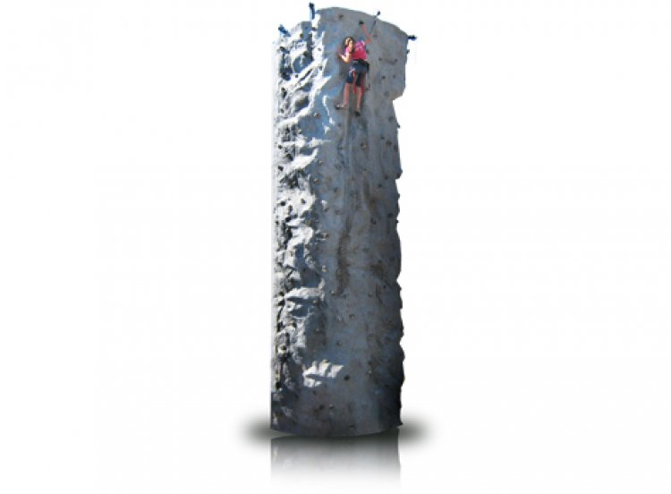 Ultimate Rock Wall (5 Climbers!)