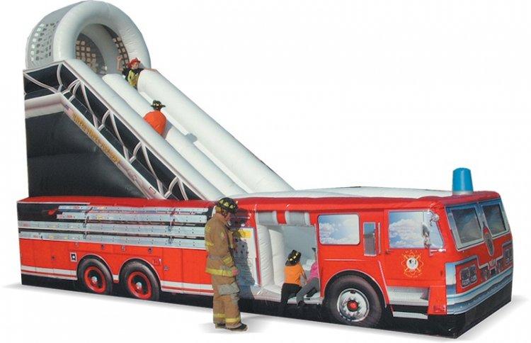 b64e6dc4cb7a65fe6f052357a8532ade Fire Engine Slide