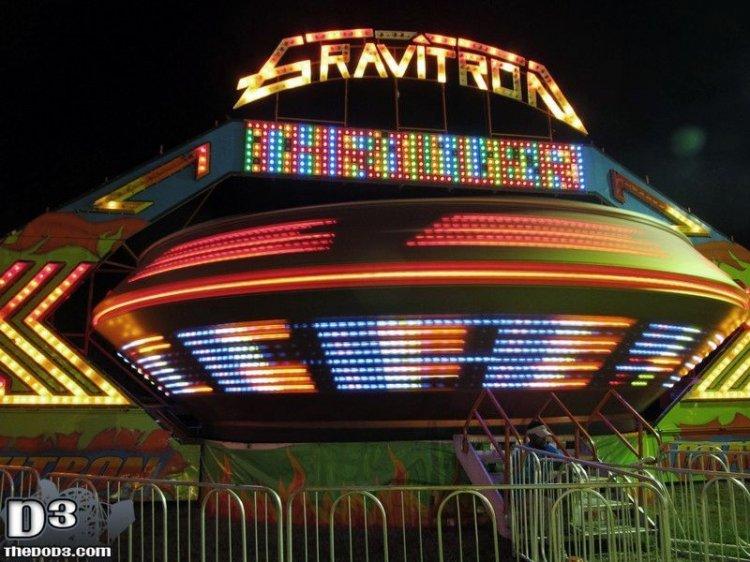 Starship Gravitron