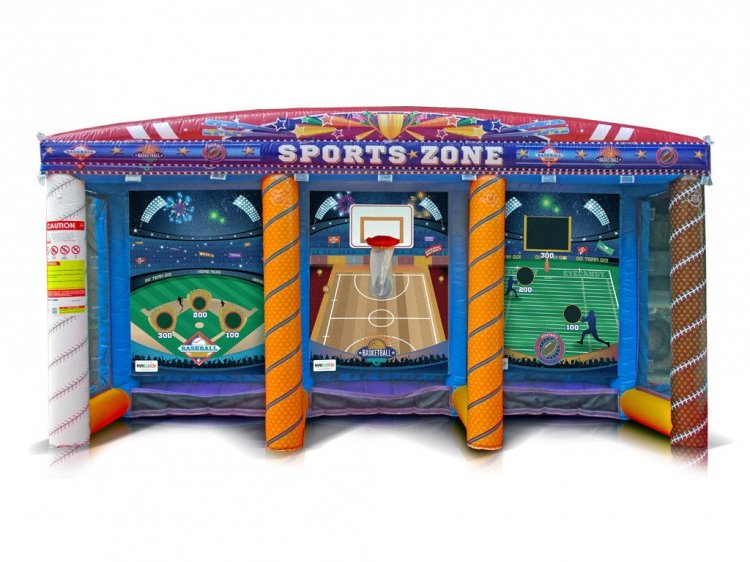 Inflatable Sports 3 in 1