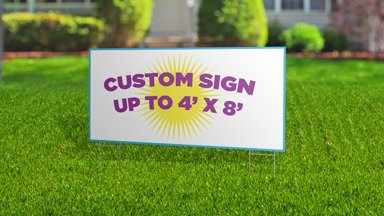 bigsign2 Lawn Signs