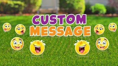 custom01 Lawn Signs