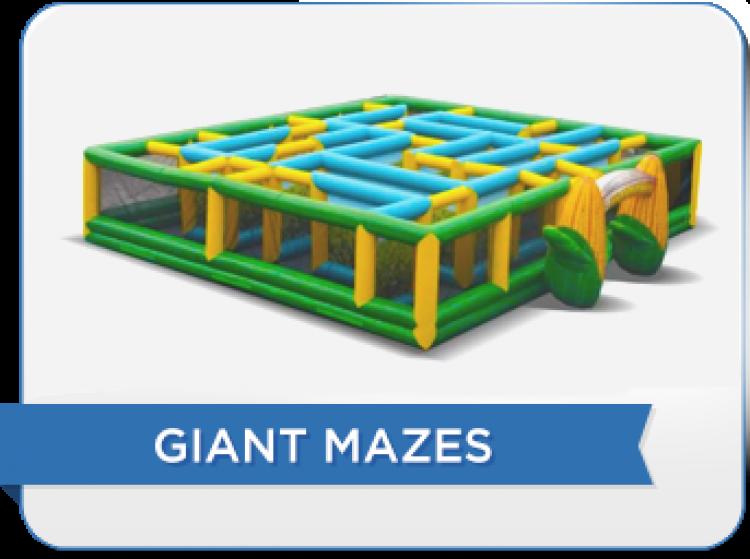 Giant Mazes