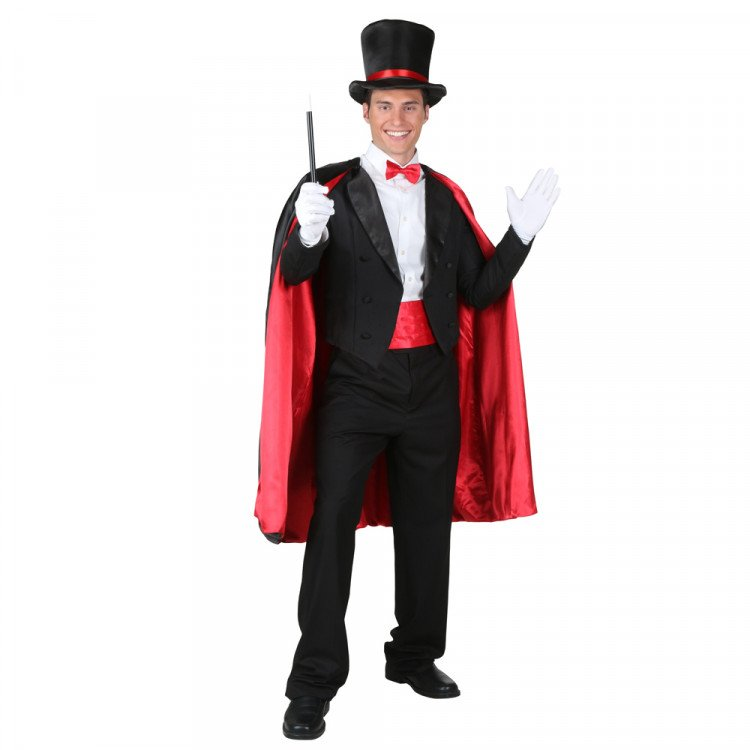 magicians 1617203475 big Strolling Magician