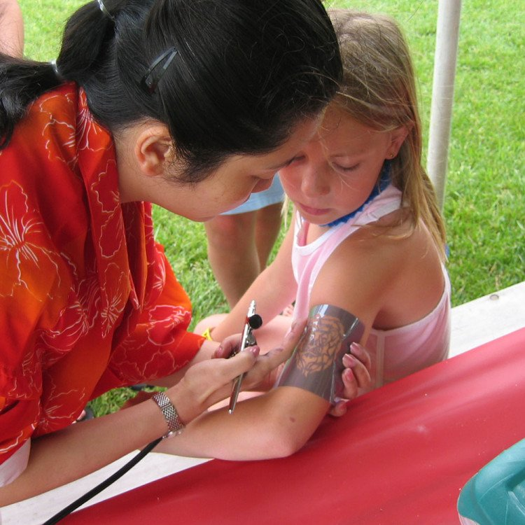 Air Brush Tattoo Artists