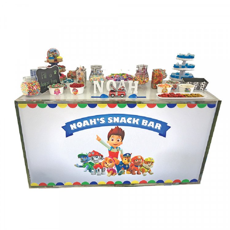 Candy Bar Station