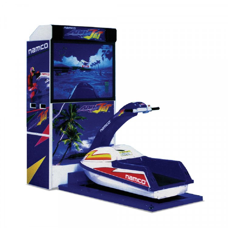 Aqua Jet 50