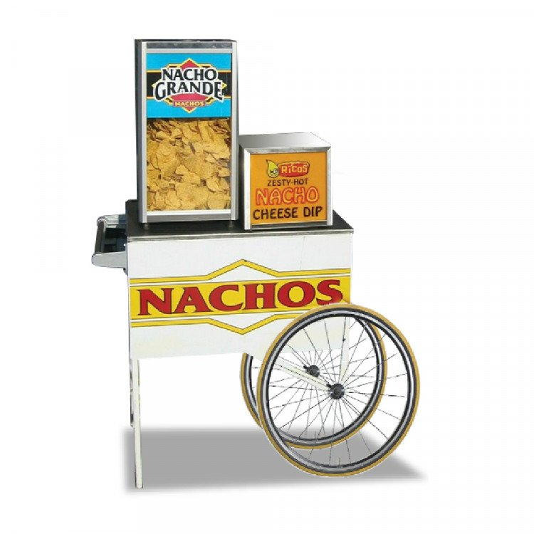 Nacho Cheese Cart