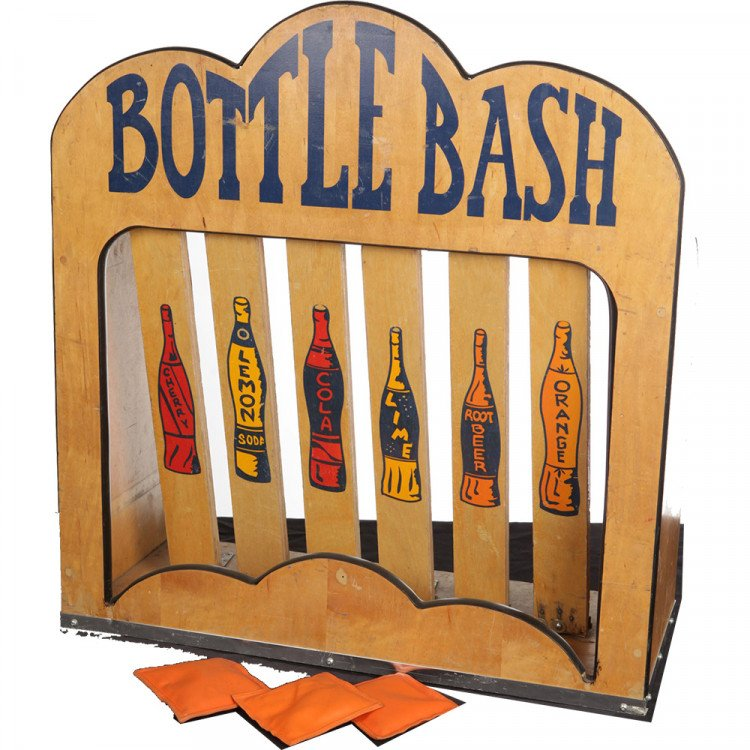 Bottle bash
