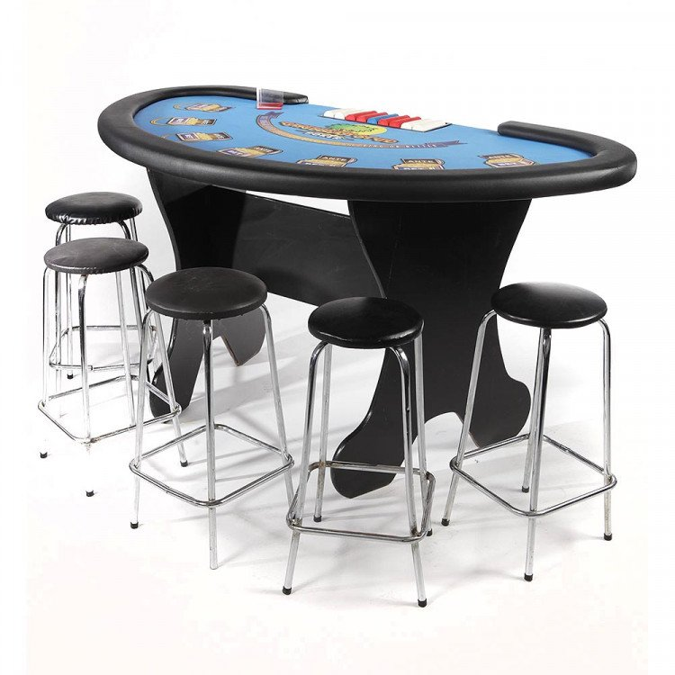 Caribbean Stud Poker Table