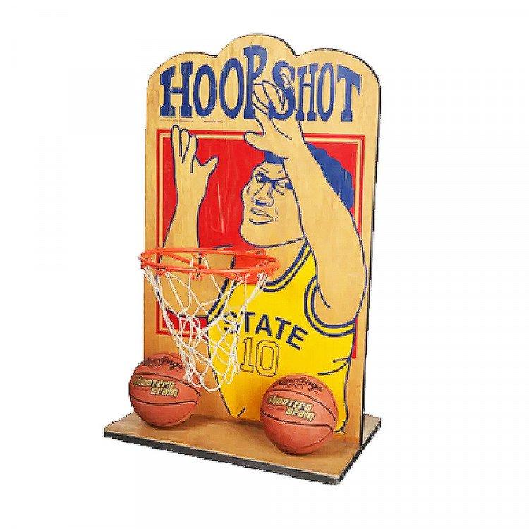 Hoop Shot - 1 Player