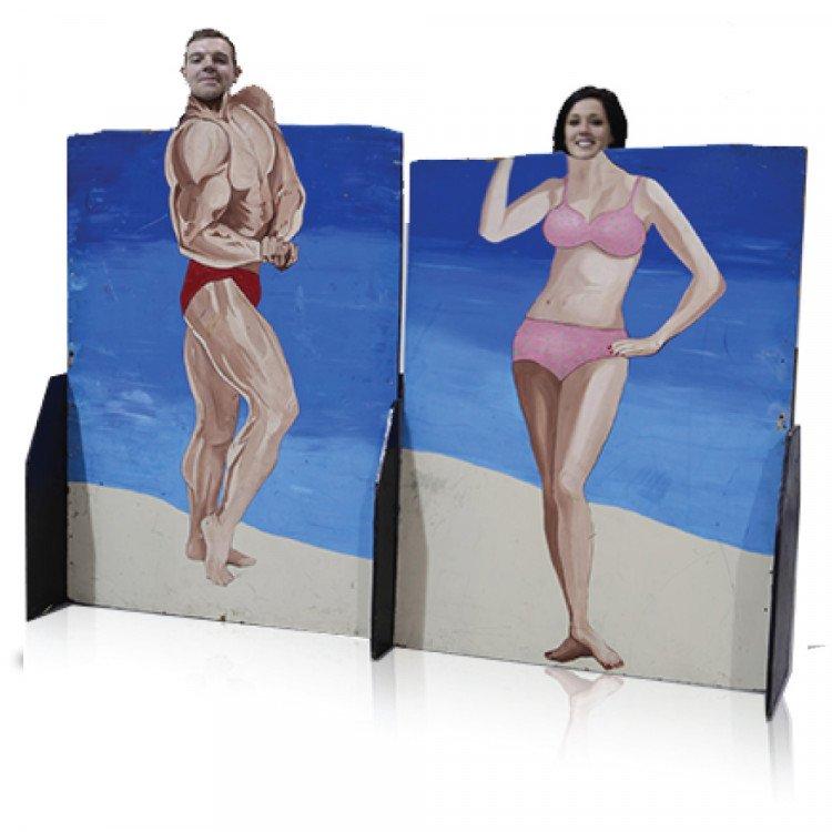 Novelty Photo Boards - Beach Set