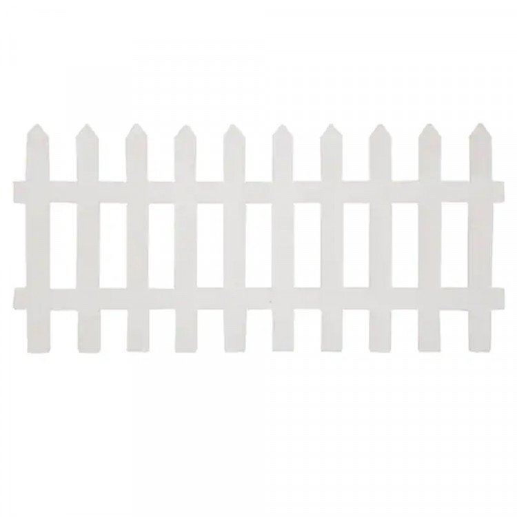 White Picket Fence 8ft Section