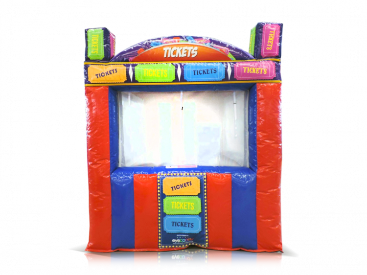 Inflatable Ticket Booth